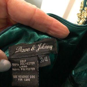 Dave & Johnny Dresses - Gorgeous embellished maxi dress